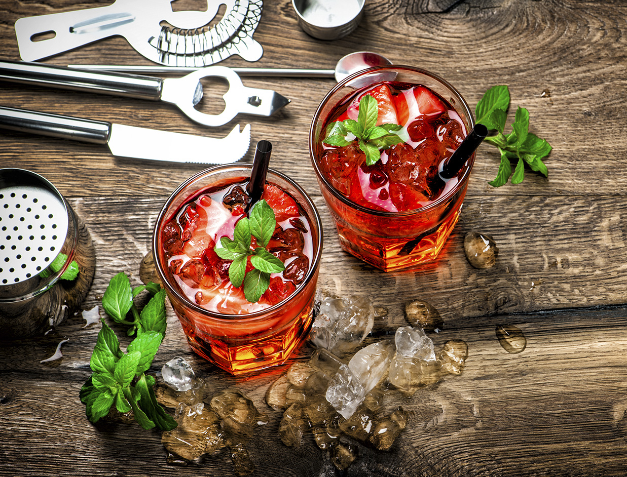 Clases de Cocktails